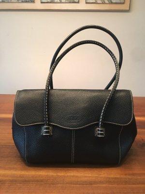 Tod's Shoulder Bag black leather