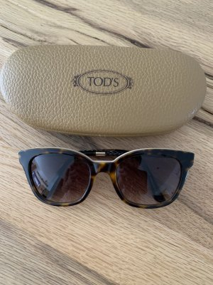 Tod's Butterfly Glasses pink-brown