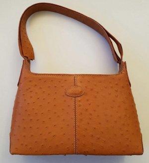 Tods Tasche Leder / Braun  Leder Luxus Pur!