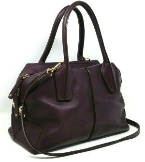.12 puntododici Shopper black leather