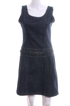 TOFFS! Jeanskleid blau Business-Look