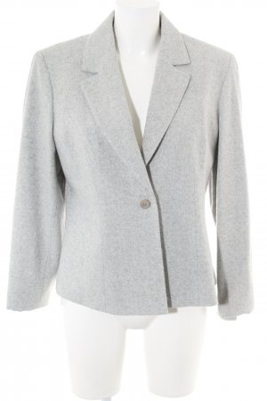 Together Kurz-Blazer hellgrau Business-Look