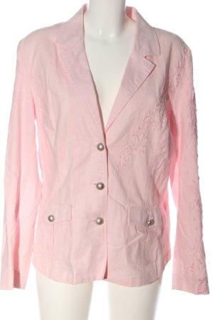 Together Kurz-Blazer pink Casual-Look