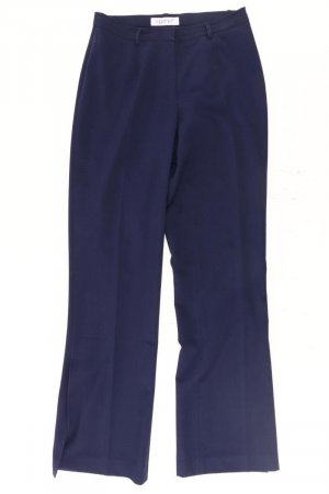 TOGETHER Sweathose Größe 38 blau aus Polyester