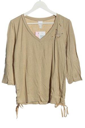 Together V-Ausschnitt-Shirt