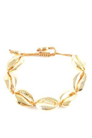 """Tohum Armband """"Tohum Armbandkette 24 kt. vergoldet"""" goud"""