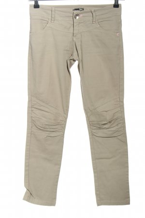 Toi & Moi Pantalone a 3/4 bianco sporco stile casual