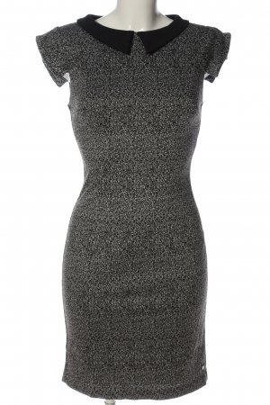Toi & Moi Pencil Dress light grey flecked casual look