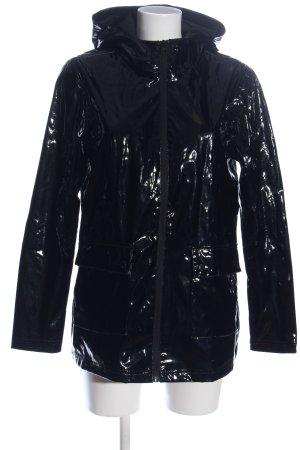 Tokyo Laundry Raincoat black elegant
