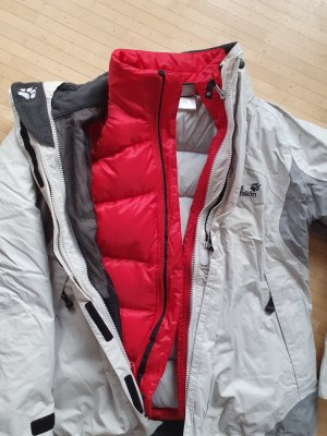 Jack Wolfskin Chaqueta doble multicolor
