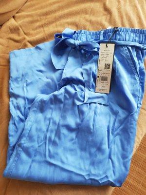 Marc Aurel 3/4 Length Trousers cornflower blue