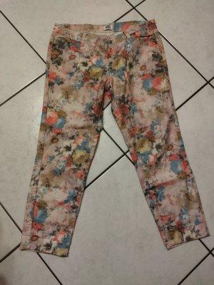 Vero Moda 3/4 Length Trousers multicolored
