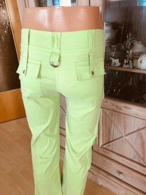 Diesel 7/8 Length Trousers meadow green