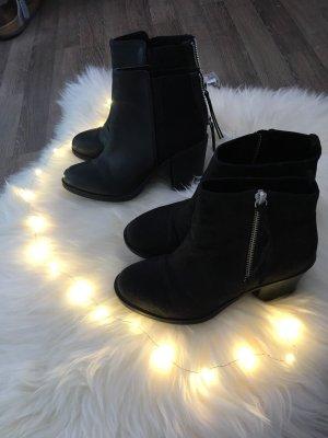 H&M High Heel Boots black