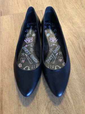 Graceland Ballerina's met kant zwart