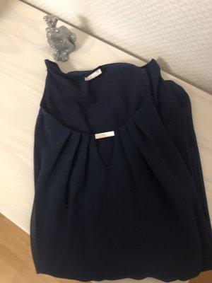 BARBARA LEBEK Slip-over blouse donkerblauw