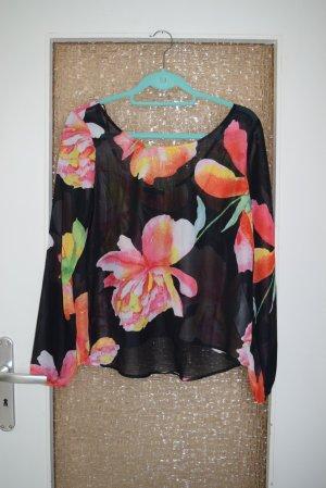 Tunic Blouse multicolored