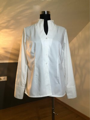 Apart Bluzka z długim rękawem biały