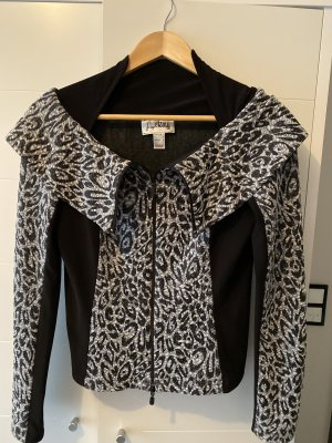 Tolle Bluse mit aktuellem Leoprint, Gr. 36
