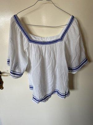 Tolle Bluse mit schönen Details