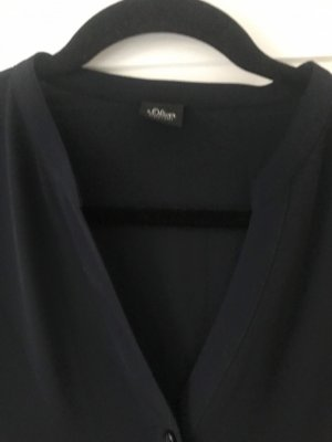 Tolle Bluse mit Trompetenärmeln von S.Oliver Black Label