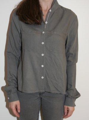 Adidas NEO Long Sleeve Blouse khaki