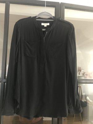 Burberry Bluzka z długim rękawem czarny