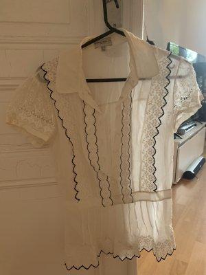 Tolle Bluse von Karen Millen Creme