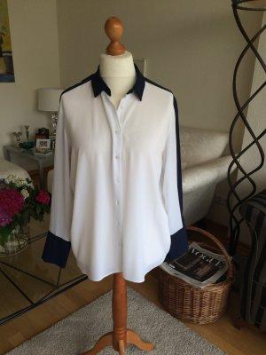 Tolle Bluse von MILANO Italy Gr. 42