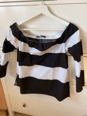 Tolle Bluse von Zara abzugeben - schulterfrei