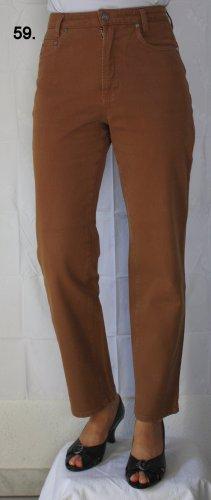 Tolle braune Mac Jeans Stella