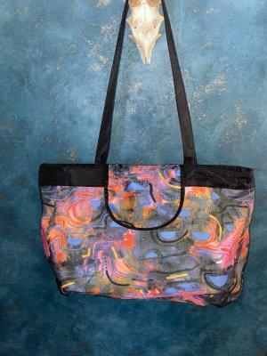 Tolle bunte Vintagetasche zum Umhängen
