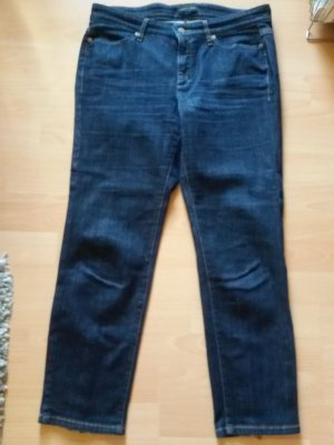 Cambio Jeans Pantalon cinq poches bleu foncé