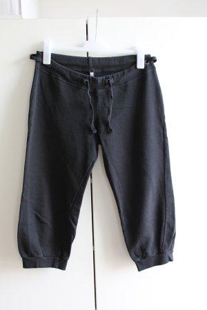 Fishbone Pantalone a 3/4 nero