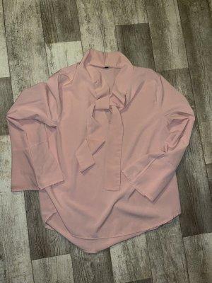 Tolle dünne Bluse mit schluppe zum binden