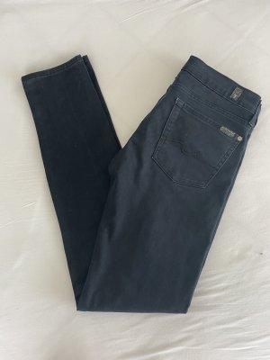 Tolle dunkelblaue Jeans (Roxanne) Größe 28 von 7 for All Mankind