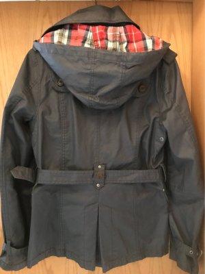 Dreimaster Waxed Jacket multicolored mixture fibre