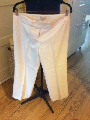 KAREN MILLEN Pantalone jersey bianco sporco-bianco Seta