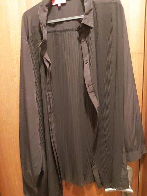 Adler Long Sleeve Blouse black