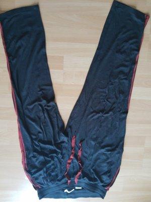 Hess Natur Spodnie dresowe ciemnoniebieski Bawełna