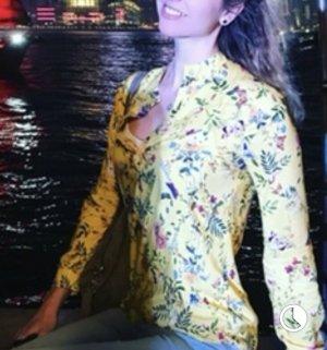Tolle geblümte Bluse von Orsay