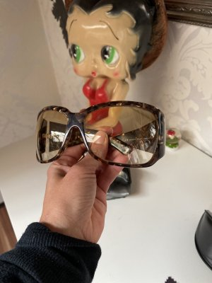 Tolle große Gucci Sonnenbrille Neu Vintage Look