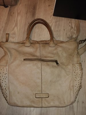Liebeskind Shoulder Bag grey brown