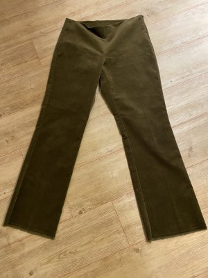 Sem per lei Corduroy Trousers green grey