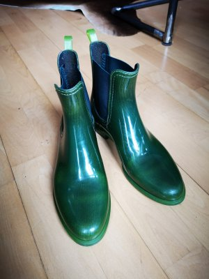 Lemon Jelly Wellies forest green