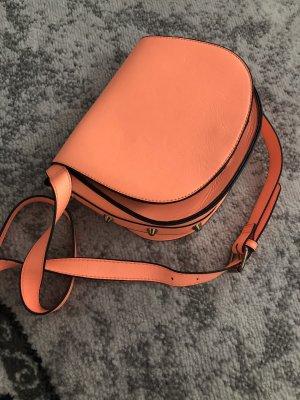Tolle Hängetasche in orange von H&M Neu