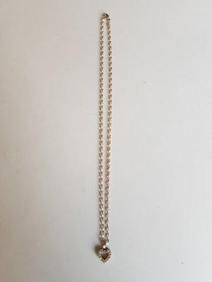 Tolle Halskette echt Silber