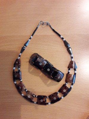 Link Chain dark brown