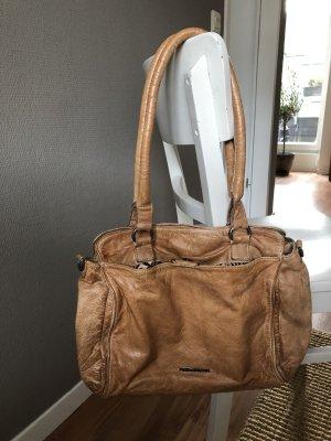 Fredsbruder Handbag multicolored leather