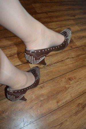 Tolle Heels/Pumps der Marke MIU MIU Echt Leder